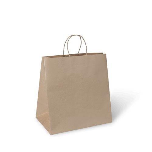 Kraft Carry Bag #24 Hobart (355 x 220 x 370mm)