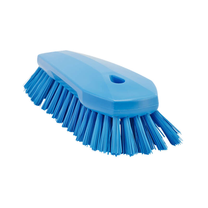 Large Hand Scrub Brush Stiff Bristle 260mm