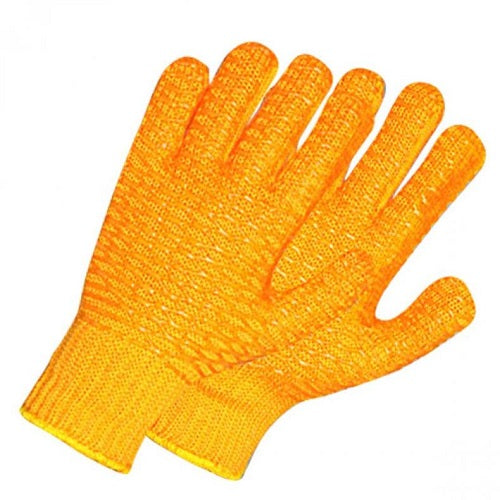 PVC Lattice Extra Grip Glove