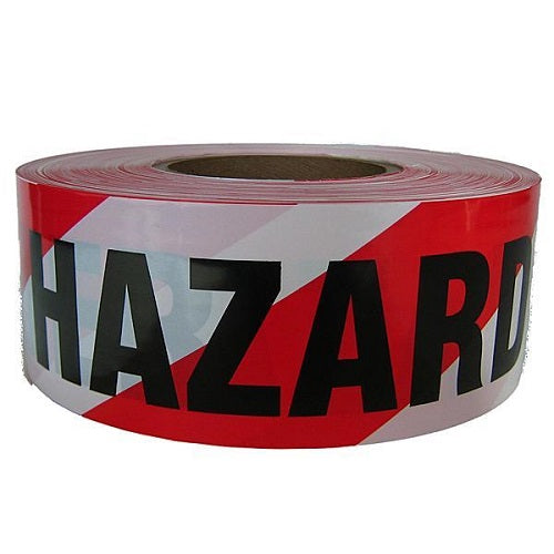 Life Hazard Do Not Enter Tape