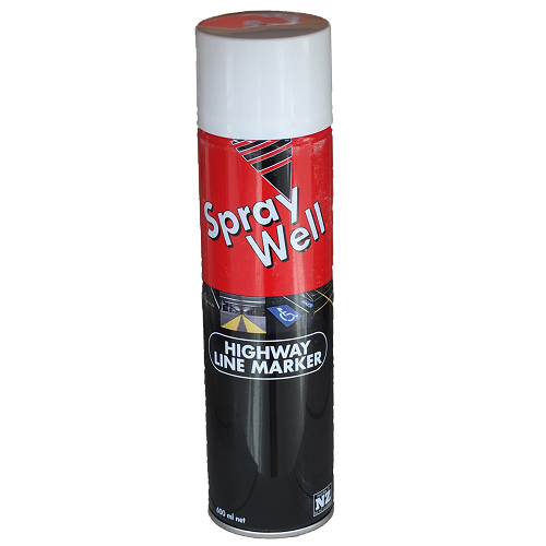 Spraywell Upright Linemarker Cans 600ml
