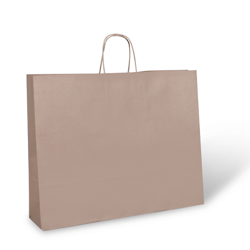 Kraft Carry Bag #23 London (450 x 100 x 355mm)