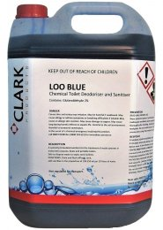 Loo Blue Portable & Chemical Toilet Cleaner
