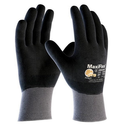 Maxiflex Ultimate Fully Coated Handling Glove