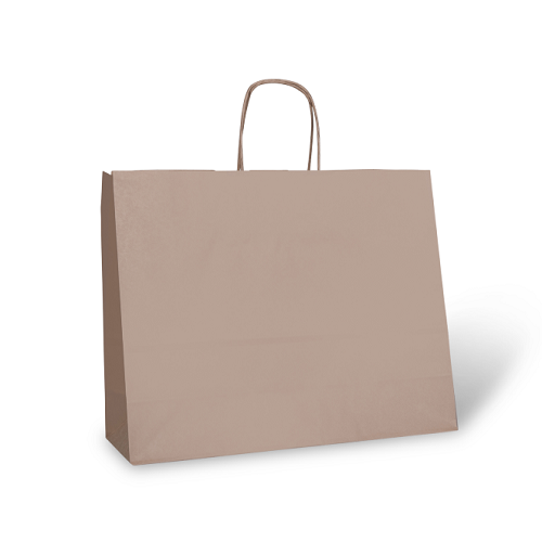 Kraft Carry Bag #22 Milan (380 x 120 x 300mm)