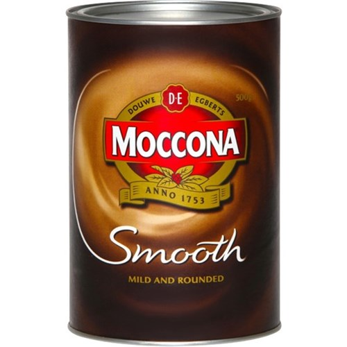 Moccona Smooth Granulated Coffee