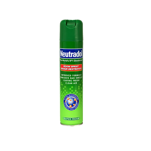 Neutradol Super Fresh Aerosol Can
