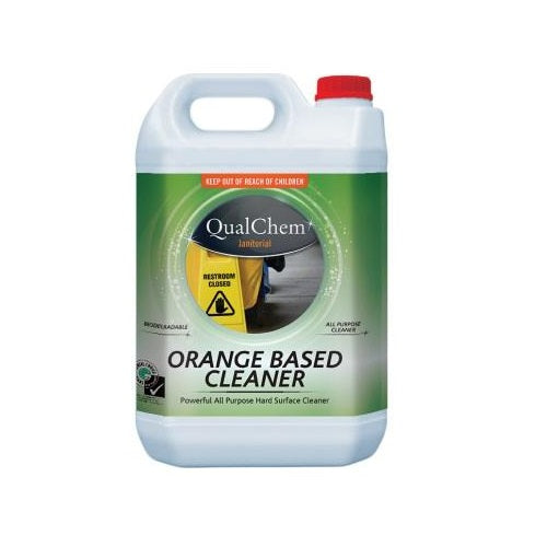Orange Based Cleaner Degreaser