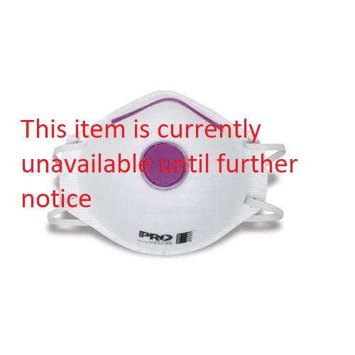 P1 Particulate Valved Respirator