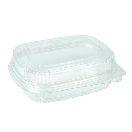 Sushi Container Hinged Lid