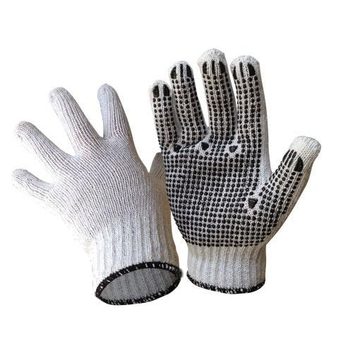 Polka Dot Palm Glove