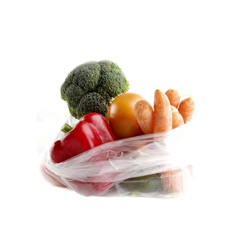 Heavy Duty Plain Produce Bags