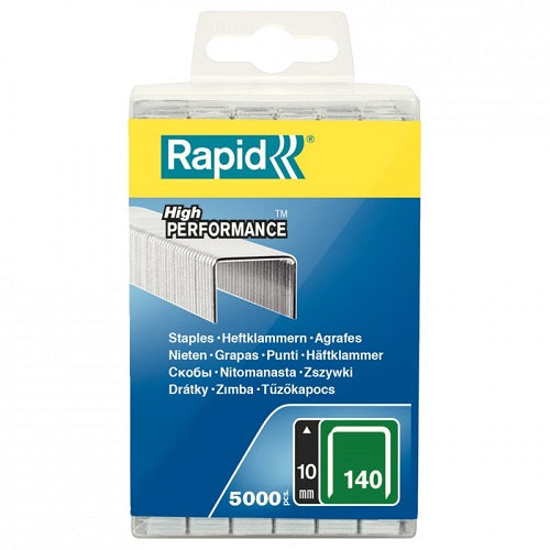 Rapid 140/10 Staples