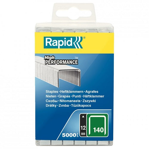 Rapid 140/12 Staples