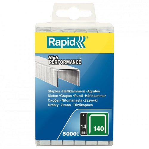 Rapid 140/14 Staples