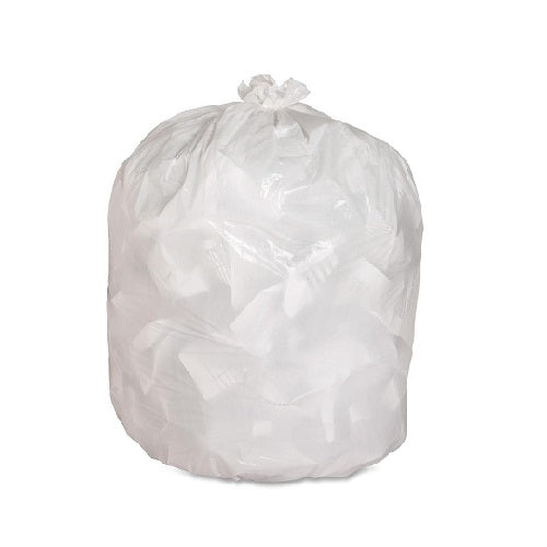 White Rubbish Bags