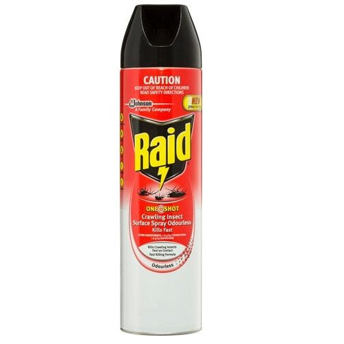 Raid Crawling Insect Surface Spray