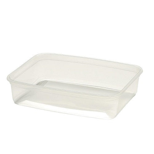 Freezer Rectangular Containers