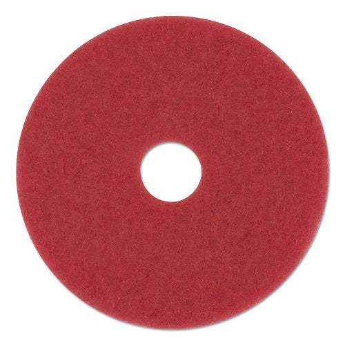 Red Floor Buffer Pads