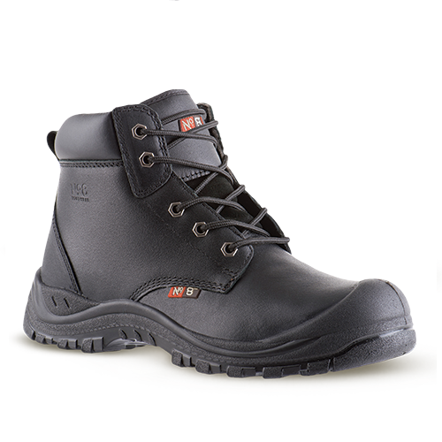 No.8 Rutherford Lace Up Safety Boot