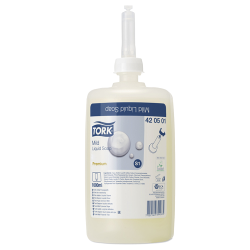 Tork Mild Liquid Soap S1 & S2