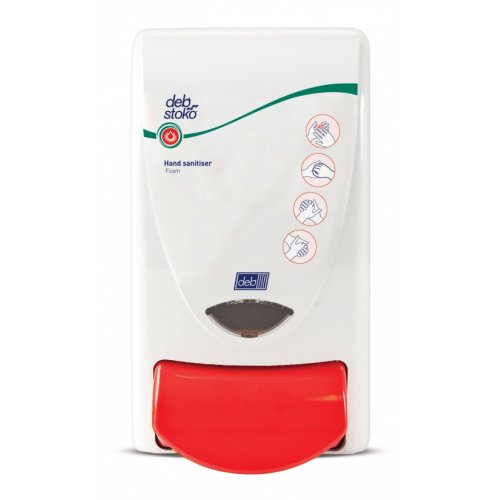 Instant Foam Hand Sanitiser Dispensers