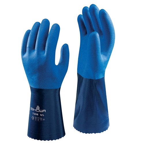 Showa 720 Acids, Chemical Handling Gloves