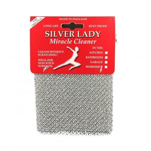 Silver Lady Non-Scratch Miracle Cleaner Pad