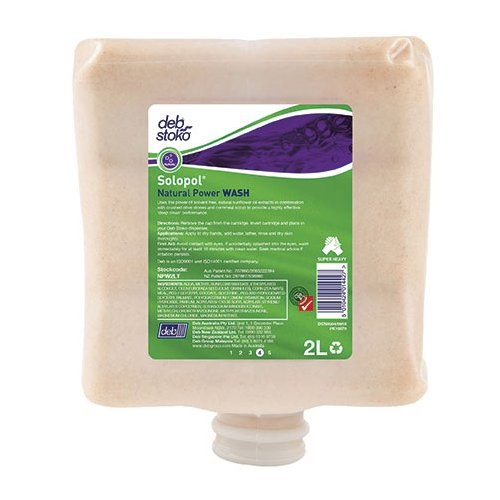 Deb Natural Power Wash Heavy Duty Cleaner