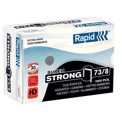 Rapid 73/8 Staples
