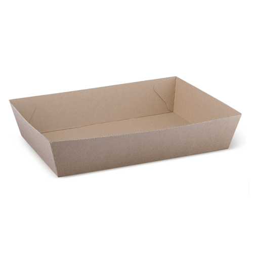 Endura Corrugated Tray #5 (255x179x58mm) 100/Sleeve