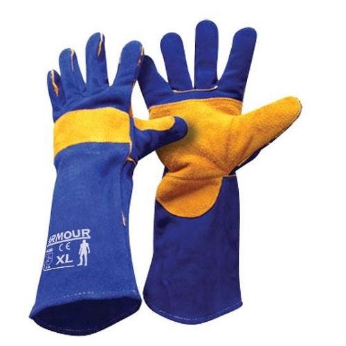 Leather Welding Glove 40cm