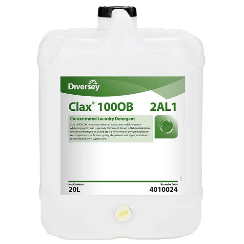 Clax Concentrated Laundry Detergent 100 OB 2AL1