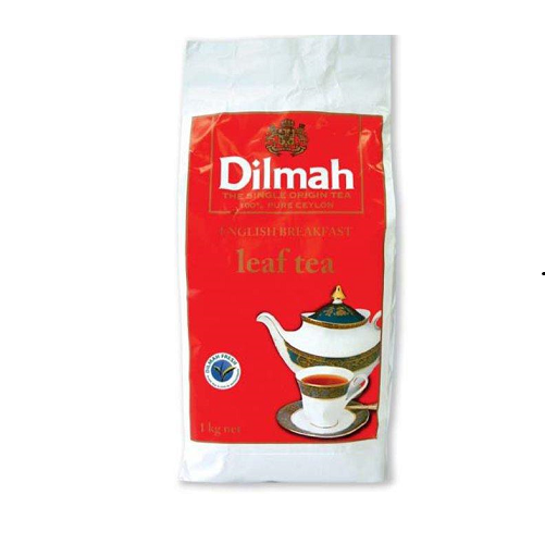 Dilmah English Breakfast Loose Leaf Tea