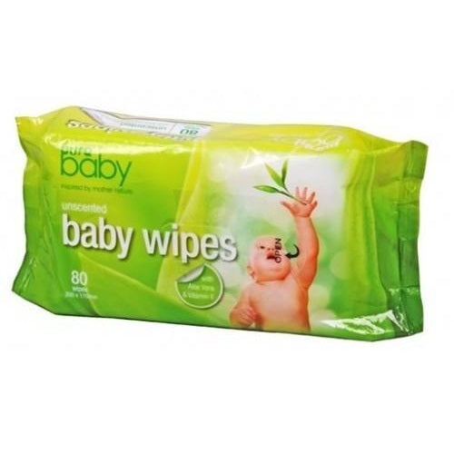Pure Baby Wipes