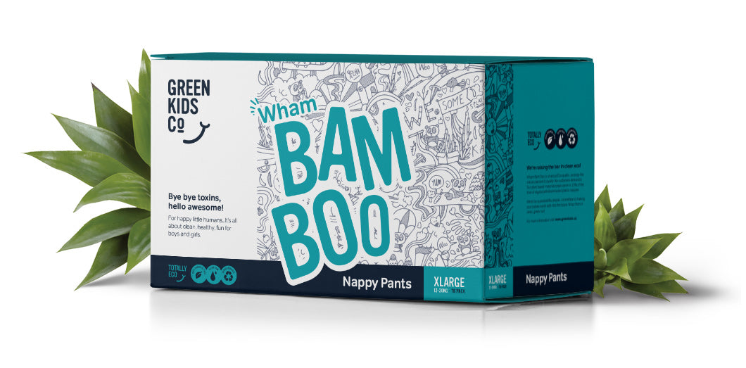 Bamboo nappies
