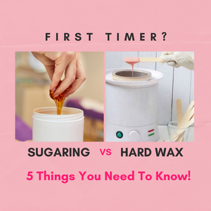 Sugaring vs Waxing — 5 Things You Need To Know!