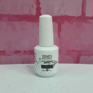P&D® Gel Nail Polish Base/Foundation Coat 1pc