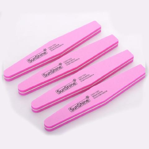 Nail buffer pink 1pack/10pcs
