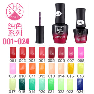 HSS color gel