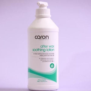 Caron After Wax Soothing Lotion Tea Tree 1L