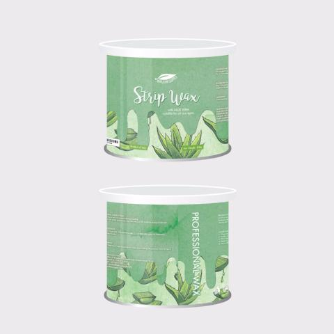 STRIP WAX ALOE VERA (Qty of 12)