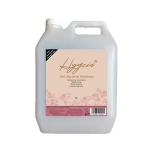 image of anti-bacterial hand soap 5L