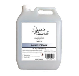 Gel Hands Sanitizer 5L (Qty of 3)