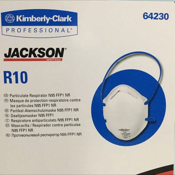 Kimberly-Clark Jackson N95 Mask (box of 20pcs)