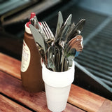 Disposable Fork, Spoons and Knives 288pcs