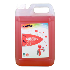 PIP Lite Sanitary 5L ( Qty of 4)