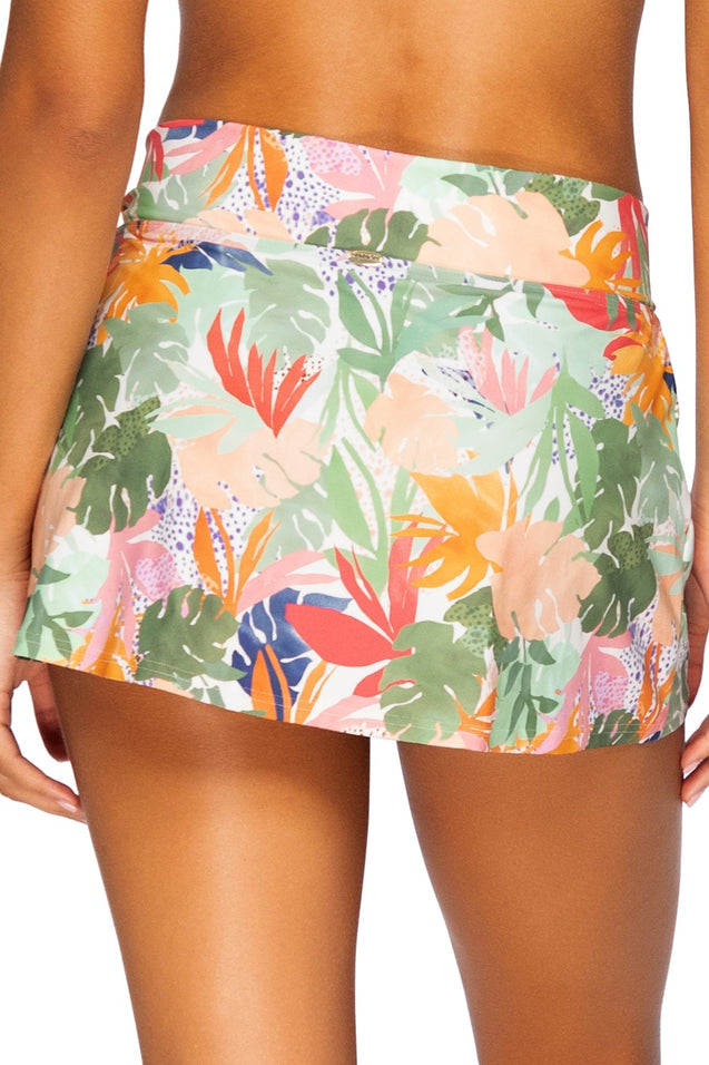 Sunsets Swimwear Serendipity Summer Lovin Swim Skirt