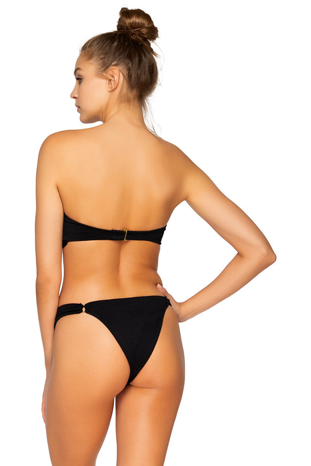 B Swim Raven Riviera Tab Side
