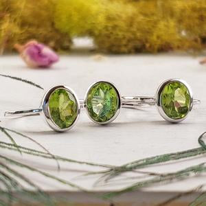 Peridot: Stone for Light and Solar Energy